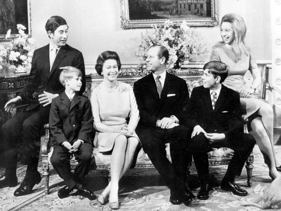 Fotografias antigas do Príncipe Philip