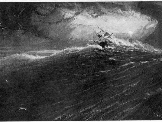 O bloqueio do Canal do Suez desviou navios para uma área que é famosa por naufrágios
