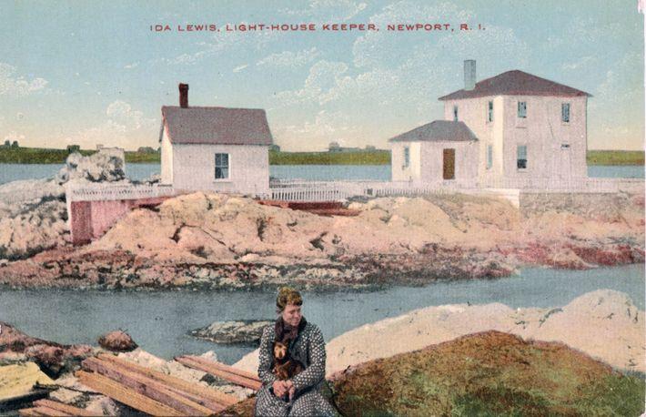 Postal Ida Lewis