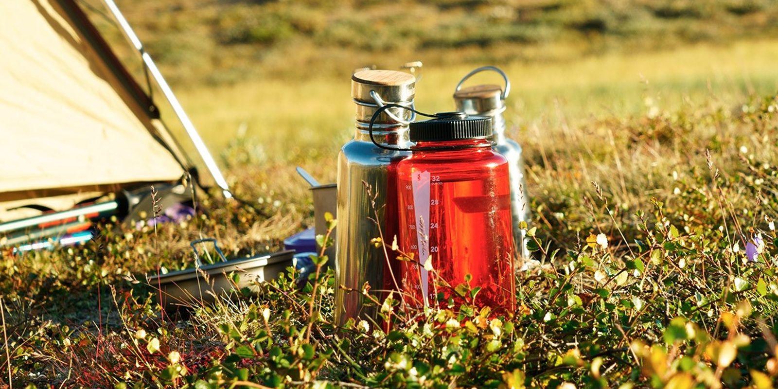 6 Formas de Viajar Com Água Potável Sem Plástico