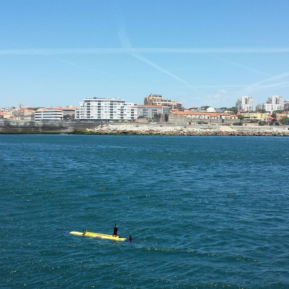 Ondas internas detetadas pela primeira vez no Rio Douro