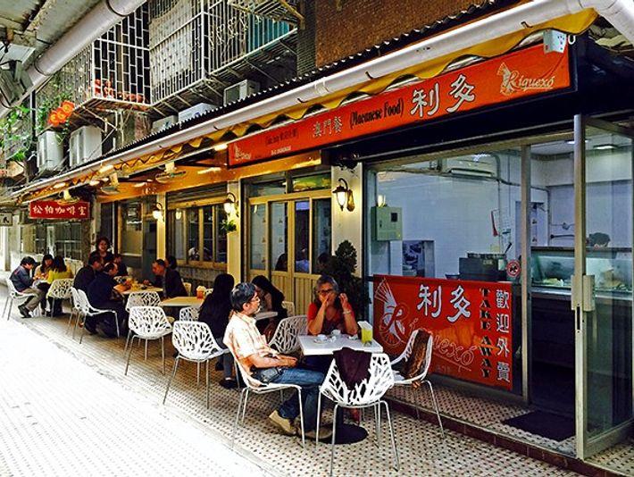 O restaurante Riquexó é um dos segredos mais bem guardados de Macau.