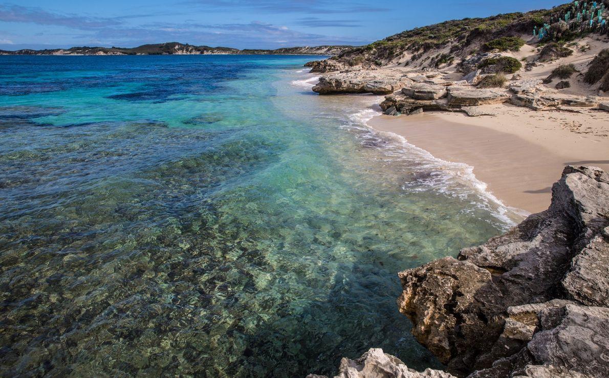 DISCOVERY ROTTNEST ISLAND, AUSTRÁLIA