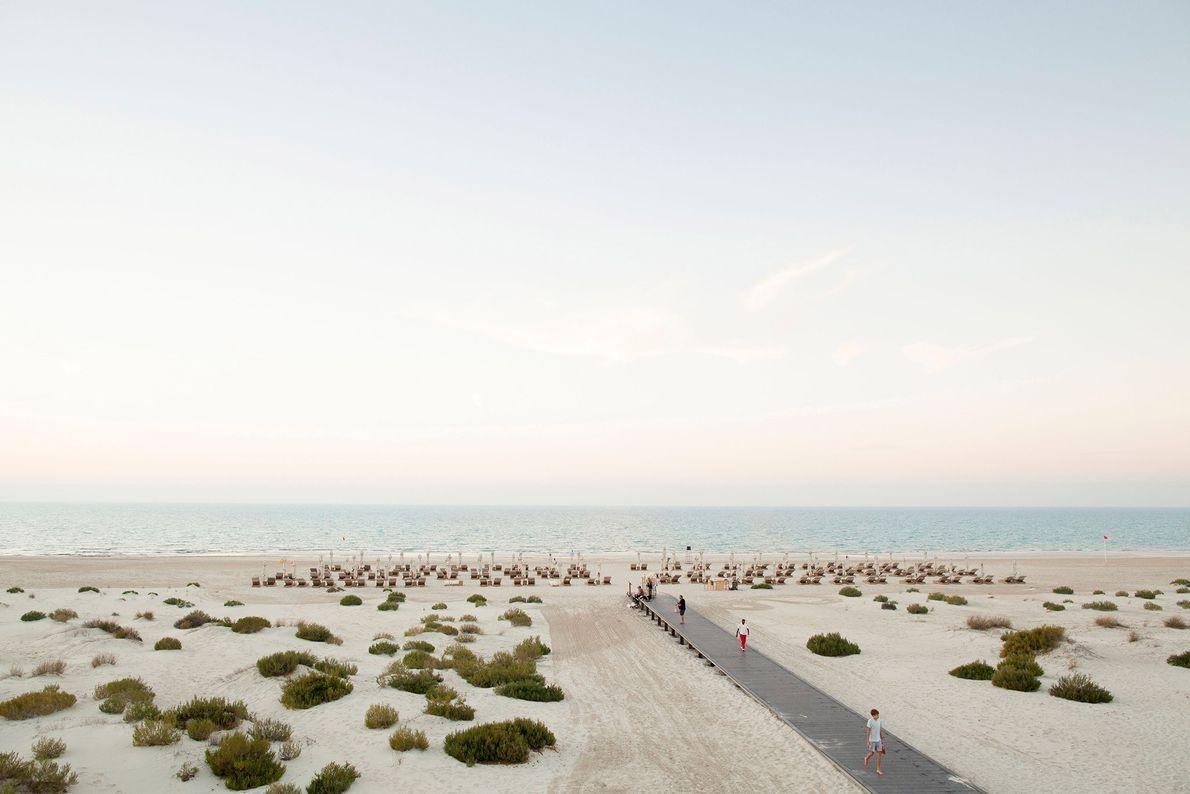 ILHA DE SAADIYAT, ABU DHABI