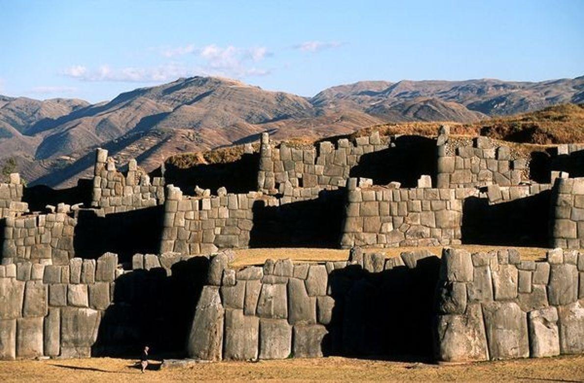 1. Sacsahuaman