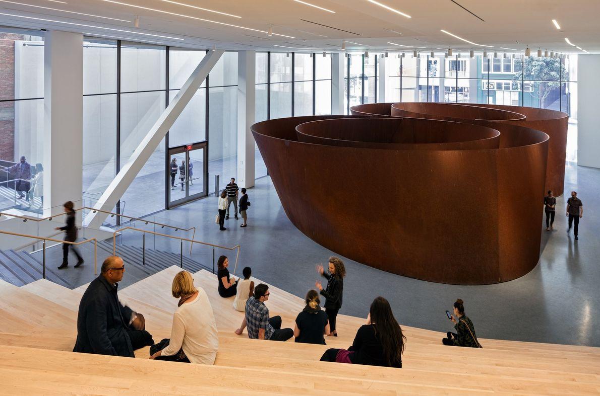 Museu de Arte Moderna de San Francisco.