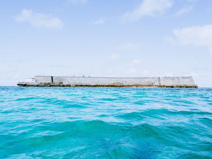 Fortaleza de São Sebastião na Ilha de Moçambique