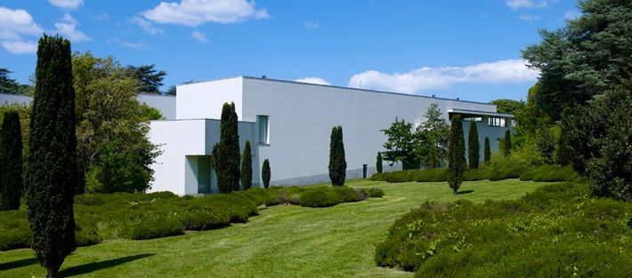 Museu de Serralves, no Porto