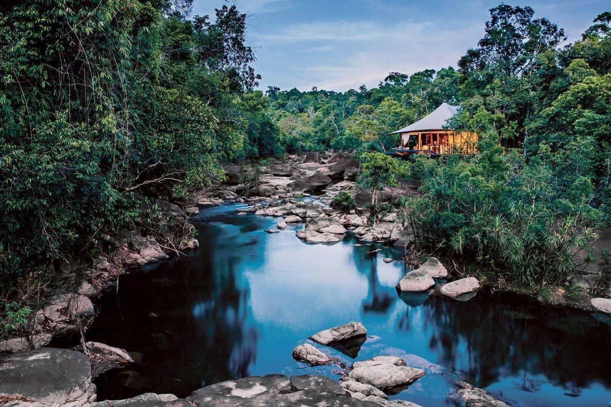 SHINTA MANI WILD, CAMBOJA