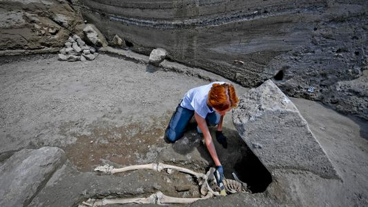 Afinal, o Homem Sem Cabeça Não Morreu Esmagado em Pompeia