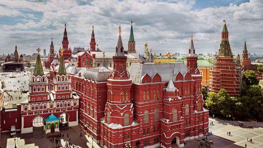 Rússia em Roteiro Gastronómico