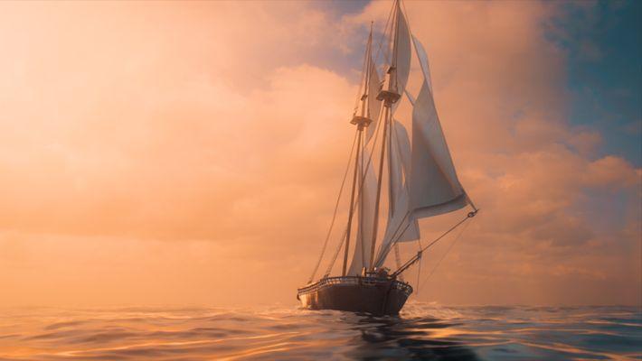 """Durante este episódio de """"Drenar os Oceanos"""", os arqueólogos investigam um naufrágio que poderá ter sido ..."""