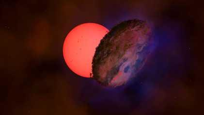 Objeto misterioso obscureceu estrela gigante durante 200 dias