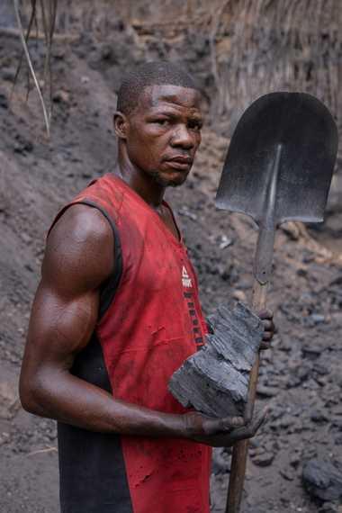 produtor de carvão