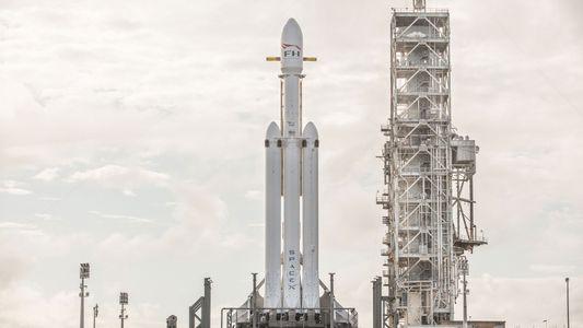 Porque é que o Lançamento do Grande Foguete Espacial Desta Semana Pode Fazer História