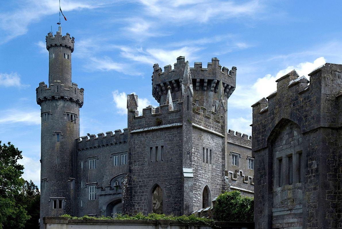 CASTELO CHARLEVILLE, IRLANDA