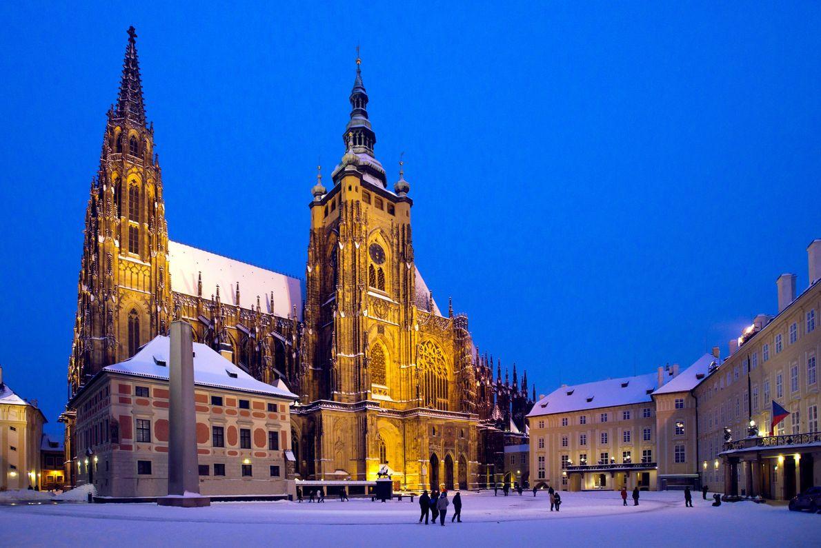 Castelo de Praga, Praga, República Checa