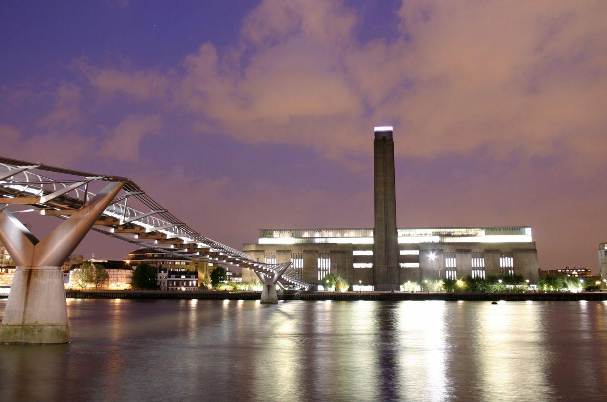 Tate Modern, em Londres.