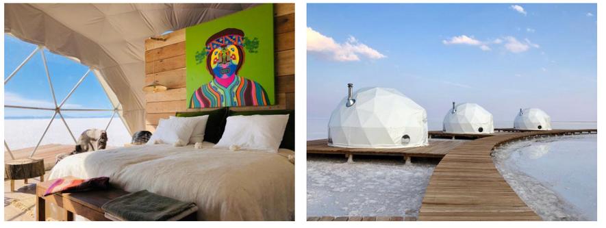 Descubra os Espetaculares Hotéis Bolha Pelo Mundo