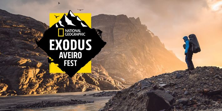 Vem aí o National Geographic Exodus Aveiro Fest 2018