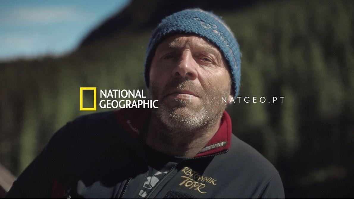 Krzysztof Starnawski - Explorador National Geographic