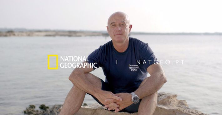 Manu San Felix - Explorador National Geographic