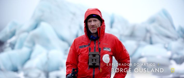 Borge Ousland - Explorador National Geographic