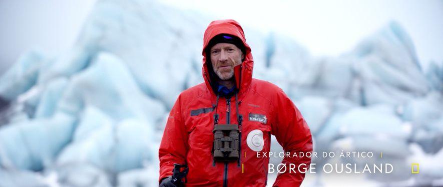 Borge Ousland - Explorador National Geographic