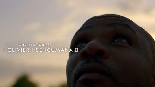 Oliver Nsengimana - Explorador National Geographic