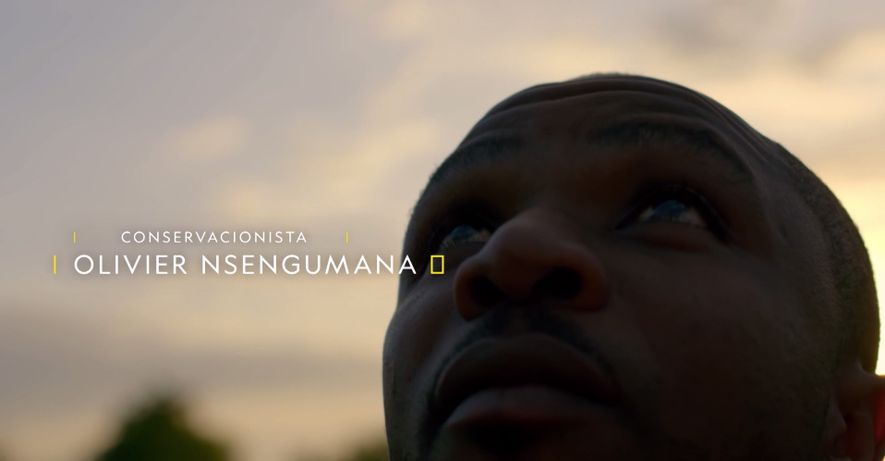 Oliver Nsengimana - Explorador National Geographic
