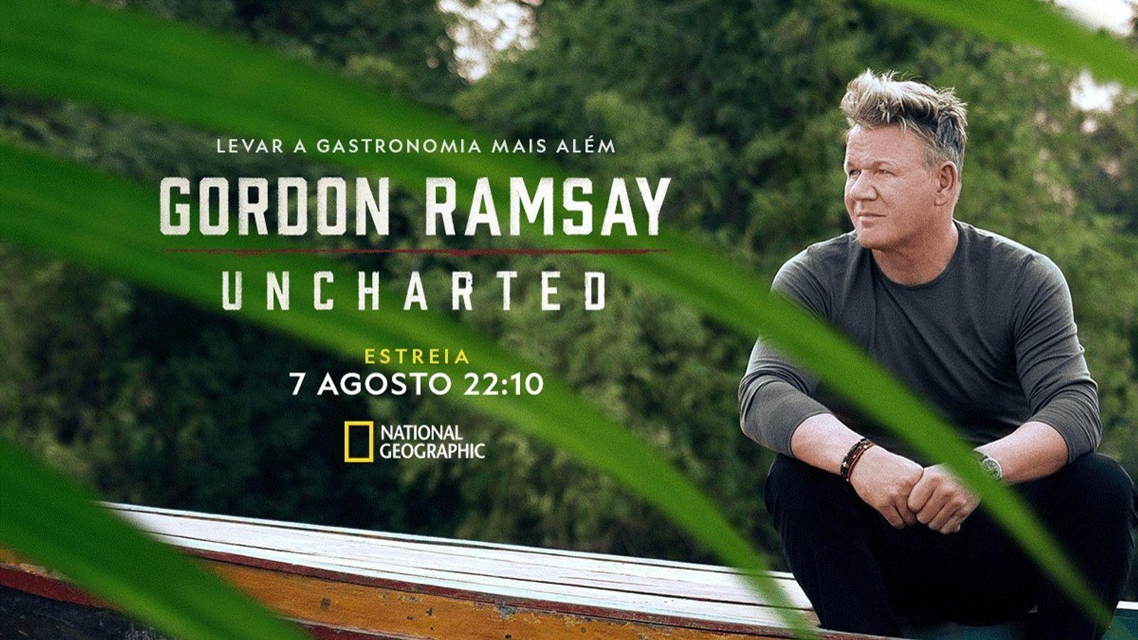 Trailer - Gordon Ramsay: Uncharted