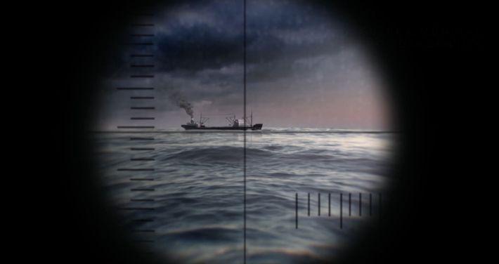 Segunda Guerra Mundial: Inferno Subaquático - trailer