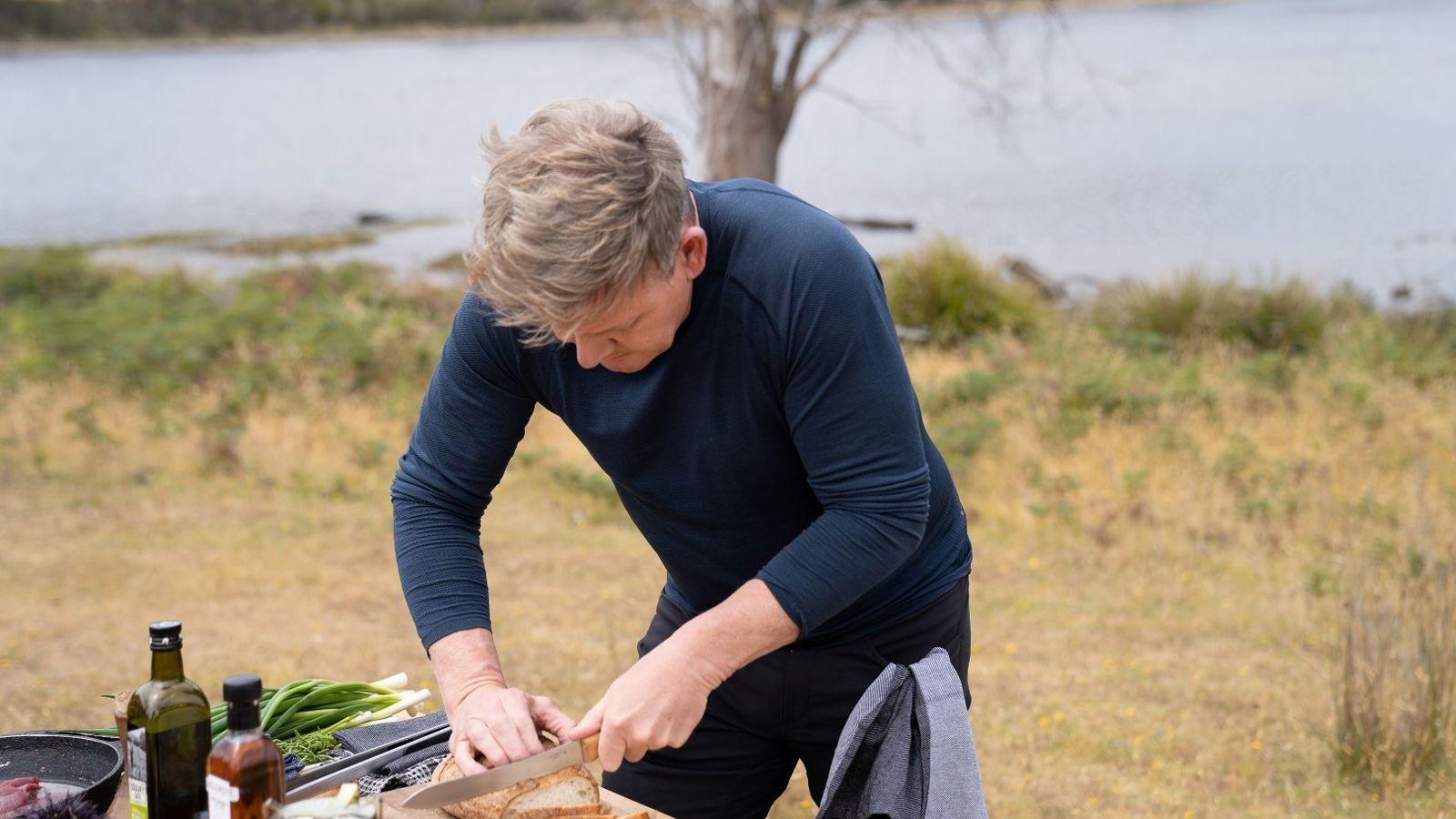 Gordon Ramsay: Uncharted 2