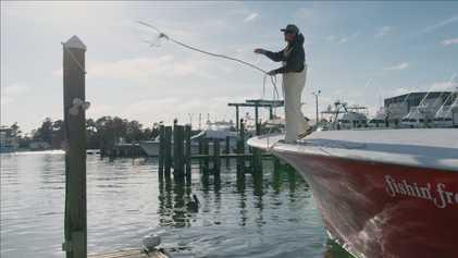 Pesca no Limite: Norte vs Sul