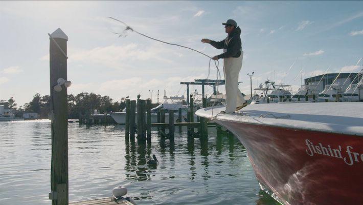 Pesca no Limite: Norte vs Sul - trailer