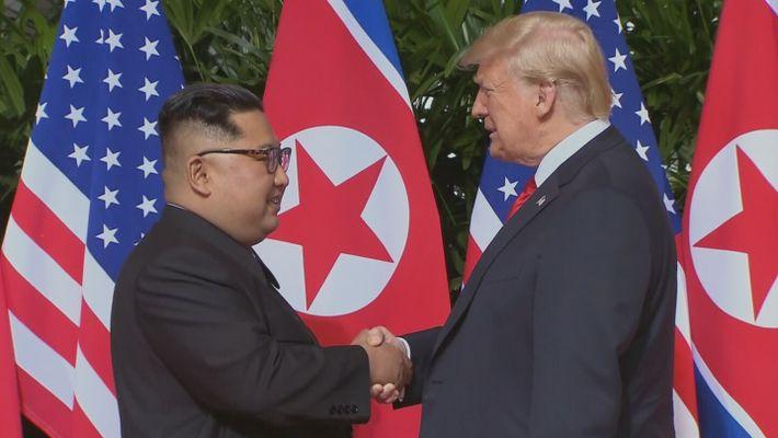 Coreia do Norte: O Poder dos Kim - trailer