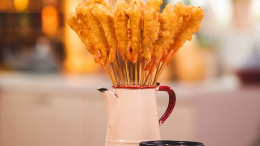 "Sabia que a tempura japonesa foi ""inventada"" por portugueses?"
