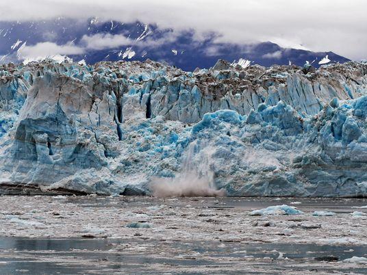 Degelo dos Glaciares do Alasca é 100 Vezes Mais Acentuado do que se Pensava