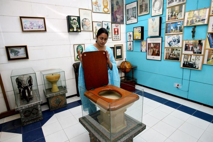 Museu Internacional de Casas de Banho Sulabh