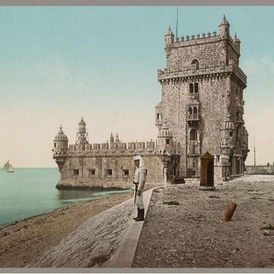 Lisboa em Fotografias Antigas