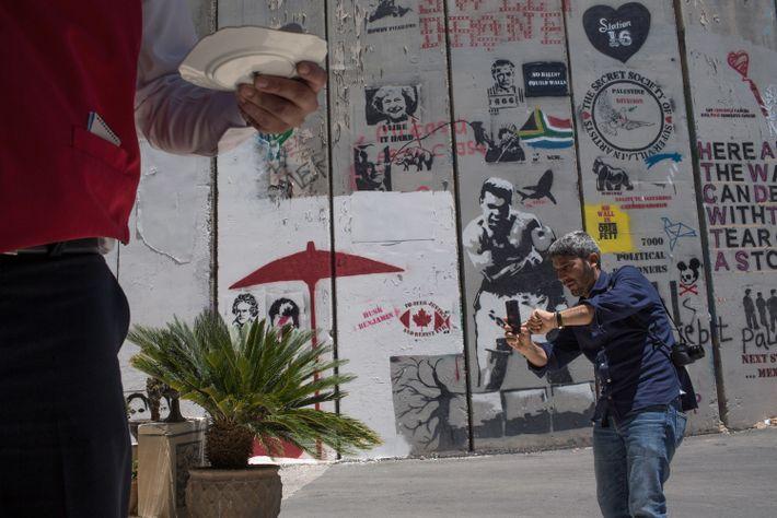 O Turismo nos Territórios Ocupados da Palestina