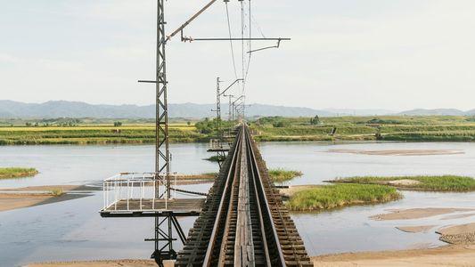 Apanhe Um Comboio e Conheça o Lado Campestre e Raramente Visto da Coreia do Norte