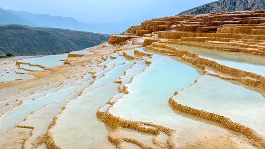 Os Lugares Mais Selvagens e Bonitos no Irão