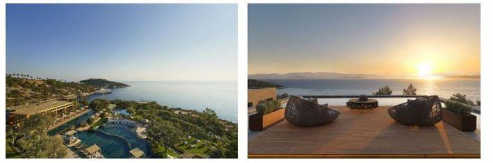 O Mandarin Oriental fica localizado na deslumbrante Paradise Bay e oferece uma seleção sumptuosa de pratos ...