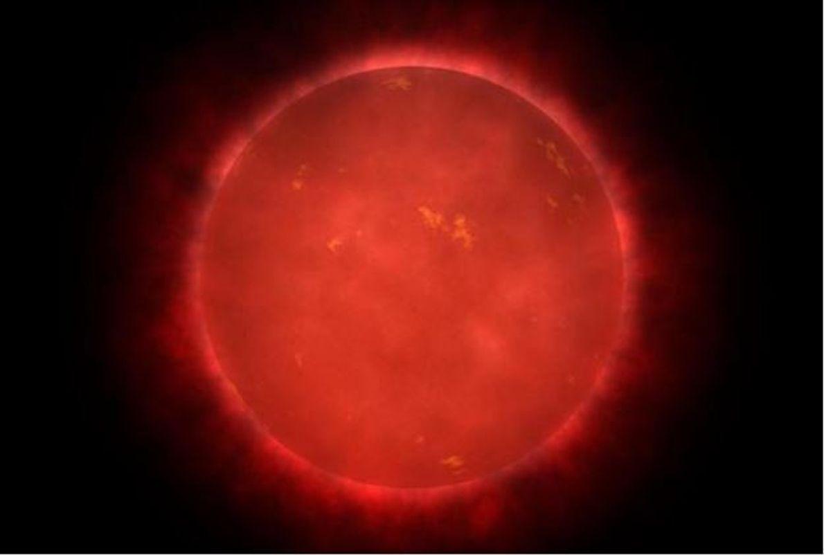 Encontrados Dois Planetas Potencialmente Habitáveis a Orbitar Uma Estrela