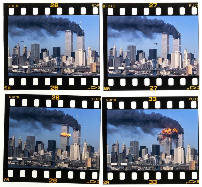 ataques terroristas do dia 11 de setembro de 2001