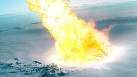 Há 430.000 anos um meteoro explodiu sobre a Antártida, deixando pistas nos destroços