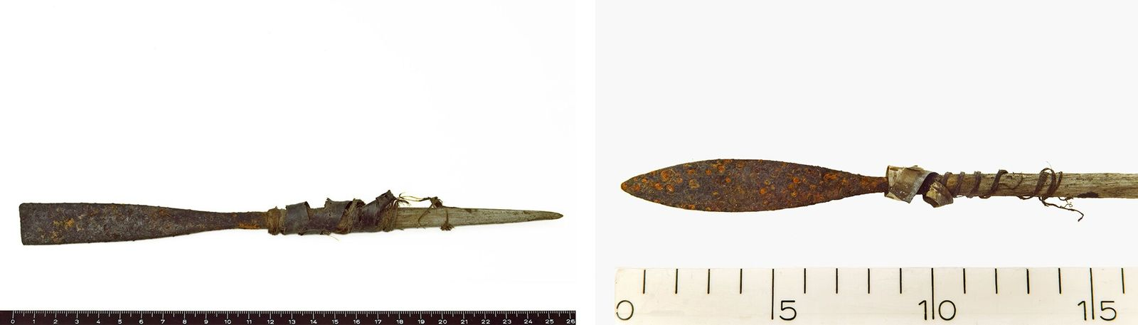 flechas da era Viking