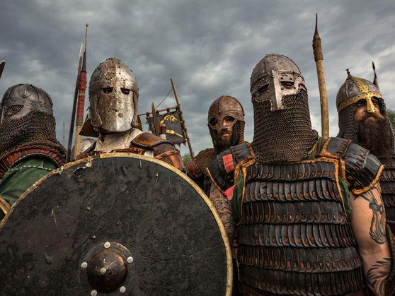Cientistas Analisam ADN Para Explorar Raízes Genéticas dos Vikings