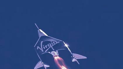 O que significa o voo histórico da Virgin Galactic para o futuro de turistas no espaço
